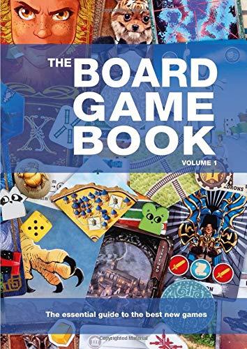 The Board Game Book - Game Book Board