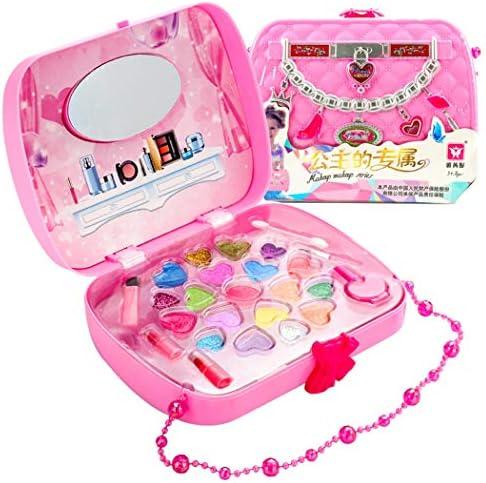 Coxeer 子供のための化粧おもちゃセットクリエイティブガールズ美容おもちゃ早期教育おもちゃ
