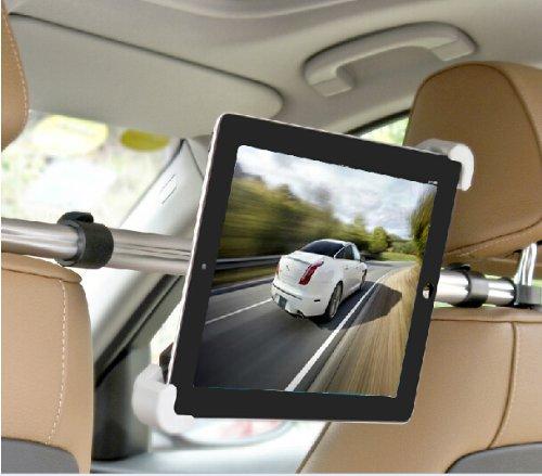 Zuwit Extension Car Seat Tablet Headrest Mount Universal ...