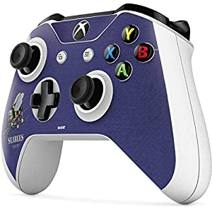 Skinit Seabees Can Do Xbox One S Controller Skin - Officially Licensed US Navy Gaming Decal - Ultra Thin, Lightweight Vinyl Decal Protection from Skinit