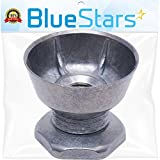 Ultra Durable 8066184 Dryer Motor Pulley Replacement by Blue Stars- Exact Fit for Whirlpool & Maytag Dryers Washers - Replaces 3394341 AP6011686