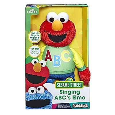 Playskool Sesame Street Singing ABC's Elmo: Toys & Games
