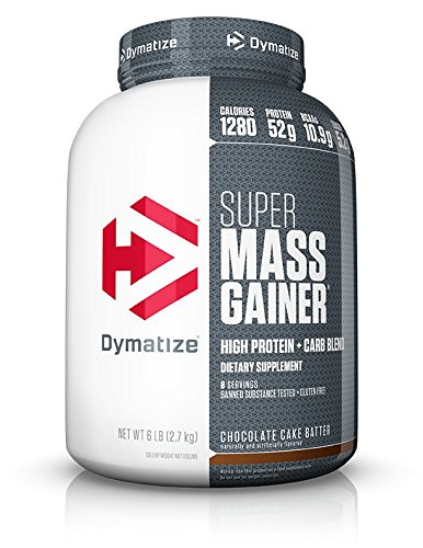 Dymatize Nutrition Super Mass Gainer Supplement