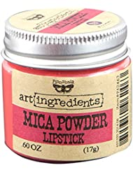 Prima Marketing AIMP-62463 Finnabair Art Ingredients Mica Powder, 0.6 oz, Lipstick