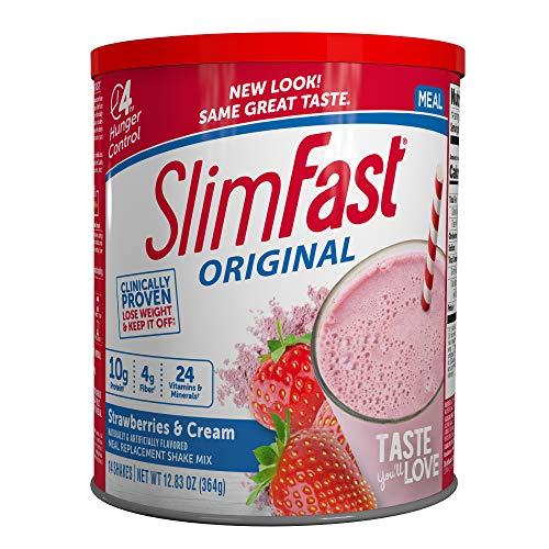 SlimFast Original Strawberries Cream