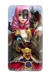 Elliot D. Stewart's Shop 7545380K55926767 New Arrival Forsaken World Game, Girl For Galaxy Note 3 Case Cover