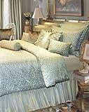 Rose Tree Pacific Heights Comforter Set Queen, Celadon
