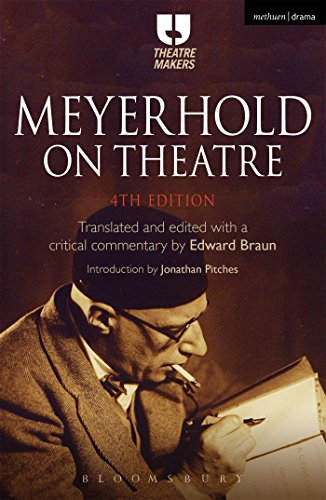 Meyerhold on Theatre by Methuen Drama