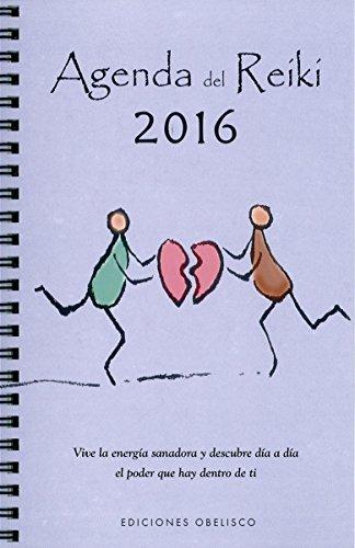 2016 Agenda Del  Reiki
