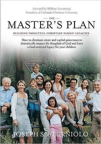 The Master's Plan by Joseph S. Sturniolo (2016-01-29)