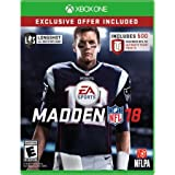 Madden NFL 18 Limited Edition (Xbox 1)