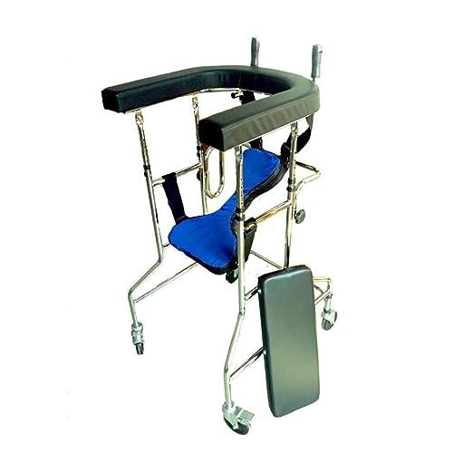Pebegain Andador Plegable para Equipos de rehabilitación para ...