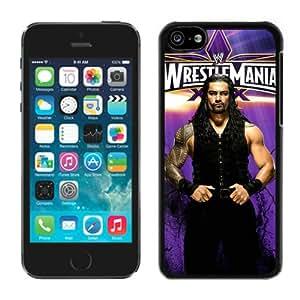 WWE roman reigns Black Individual Custom iPhone 5C Case
