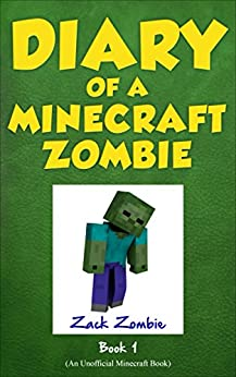 Minecraft Books Diary Zombie Unofficial ebook product image