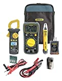 General Tools KT20 Electrical Testing Kit, Includes Multimeter, Clamp Meter, NCV Detector and Wire Circuit Tester