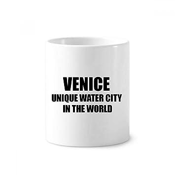 DIYthinker Venecia es único Agua Potable soporte de cerámica taza del cepillo de dientes de la