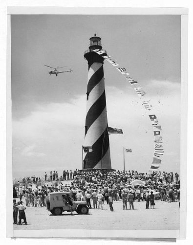 Cape Hatteras Lighthouse Pictures (Photo: Cape Hattera Lighthouse,158th Anniverary,Coast Guard)