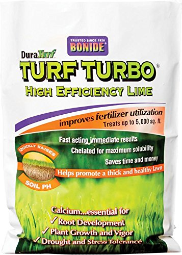 Bonide 60447 Turf Turbo Fast Acting Lime, 30 lbs