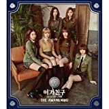 GFRIEND - [THE AWAKENING] 4th Mini Album MILITARY Ver. CD+64p Photobook+7ea PostCard Set+2p PhotoCard SEALED