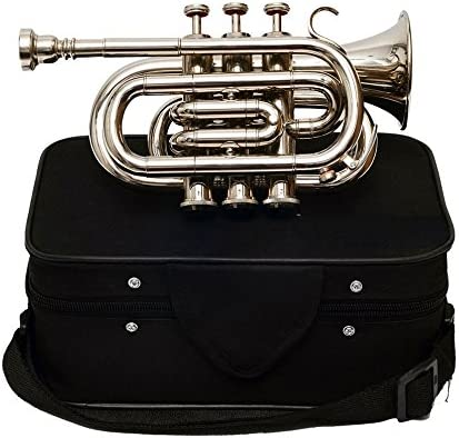 Queen Brass Pocket Trumpet