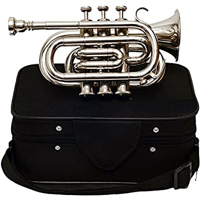 queen-brass-pocket-trumpet-chrome