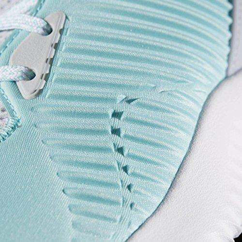 adidas Damen Alphabounce Lux W Laufschuhe, Blau (Agucla/Ftwbla/Gritra), 38 EU