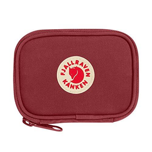 Fjallraven - Kanken Card Wallet for Everyday Use, Ox Red
