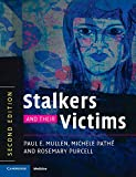 img - for Stalkers and their Victims (Cambridge Medicine (Paperback)) book / textbook / text book