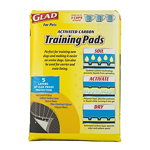 Review Glad for Pets Activated