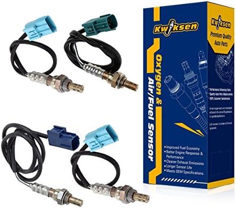 4pcs 234-4270 O2 Oxygen Sensor Downstream Right For 2001 2002 Nissan Sentra 1.8L