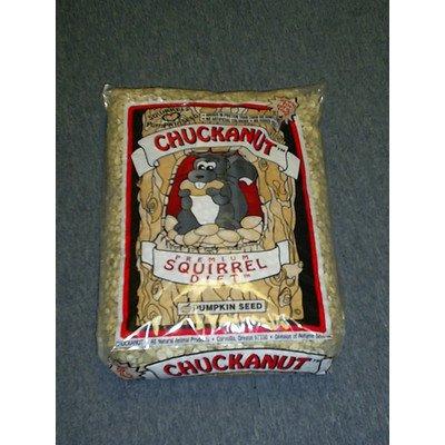 Chuck-A-Nut Bag Food Size: 10 Pound (Chuckanut Squirrel Food)
