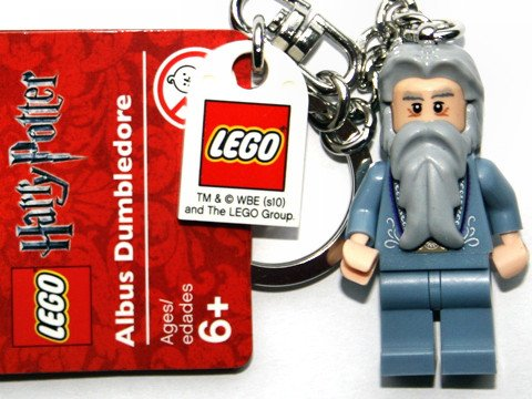 LEGO Harry Potter: Profesor Albus Dumbledore (Old Estilo ...