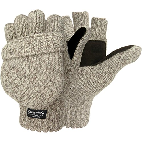 Igloos Men's the Sentry Mittens,...