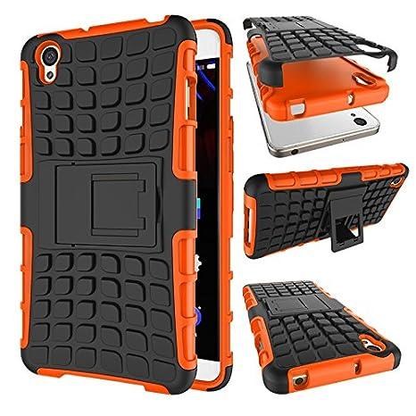 BCIT One Plus X Cover Escabroso Durable Estuche Protector ...