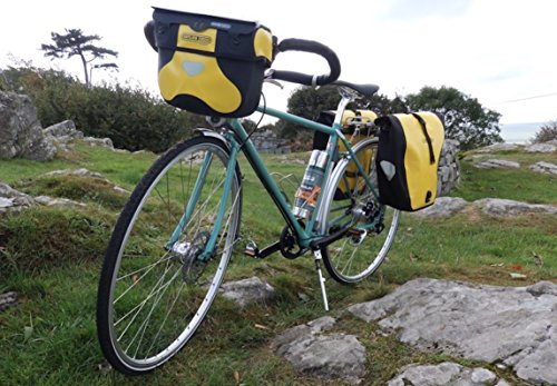 An unintentional bicycle ride from Lands End to John O'Groats