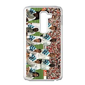 Five major European Football League Hight Quality Protective Case for LG G2