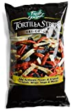 Fresh Gourmet Crunchy Toppings for Salad, Tri-Colored Tortilla Strips, 16-Ounce Packages (Pack of 10)