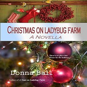Christmas on Ladybug Farm Audiobook