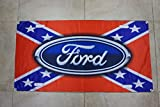 Ford GT-HO Banner Flag XR XT XW XY XA XB Autolite NOS GS RPO Shelby Mustang