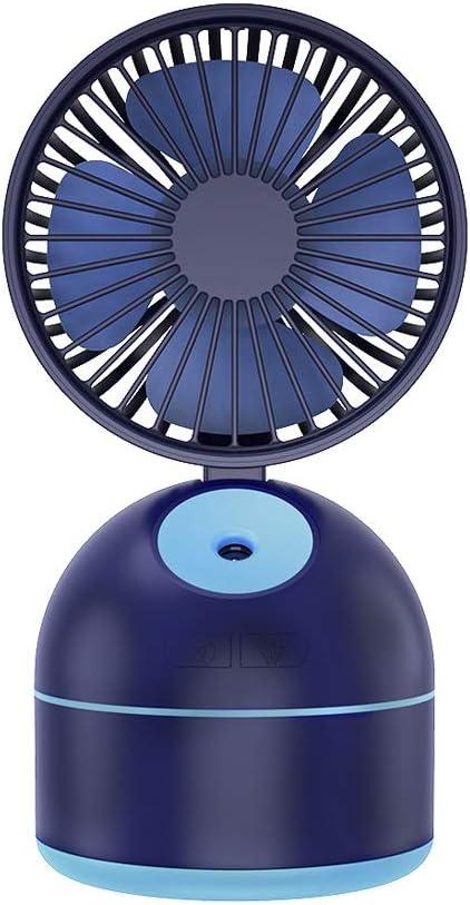 Mini ventilador de nebulización, ventilador de nebulización de ...