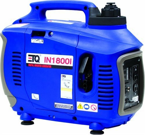 Etq In1800i 1 800 Watt Ohv Portable Digital Inverter
