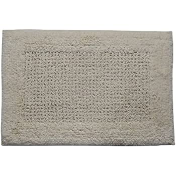 Amazon Com Castle Hill Naples 100 Cotton Bath Mat With