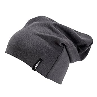 7e92a4fe33a5dc ADIDAS NEO LONG BEANIE SLOUCH TREND LONG HAT WINTER FLAP UNISEX MEN'S  WOMEN'S: Amazon.co.uk: Clothing
