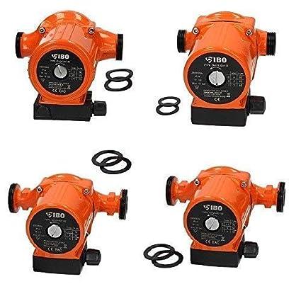 Katsu 151711 Pompa di circolazione del riscaldamento della pompa di circolazione dellacqua calda per il sistema di riscaldamento centrale