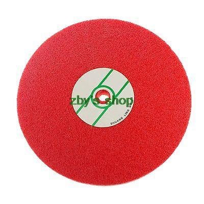 Maslin Fiber Polishing Buffing Wheel 320# Grit Nylon Abrasive 300mm Dia 50mm 9P Hardnes