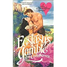 Ecstasy's Gamble (Heartfire) by Christopher (1990-08-01)
