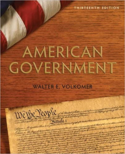American government 13th edition walter e volkomer american government 13th edition 13th edition fandeluxe Image collections