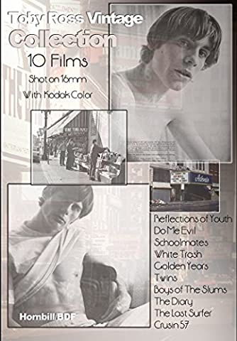 10 Toby Ross Theatrical Features From The Golden Age (Jake Long Dvd)
