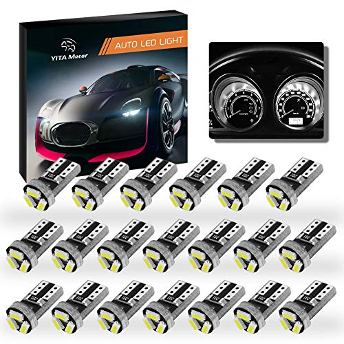 T5 Led Dashboard Lights