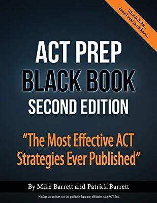 ACT Prep Black Book